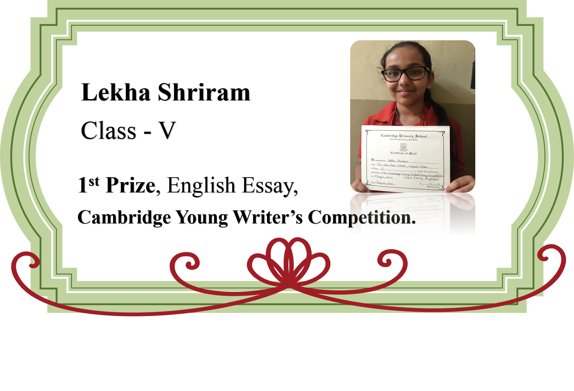 essay writing competition cambridge Write your essay you must use grammatically correct sentences with accurate spelling and punctuation in a style appropriate to the situation - do writing part two first if they have a mental block with the writing part one essay, coming back to the first task later.
